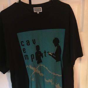 Cav Empt Phone Blue TShirt XL